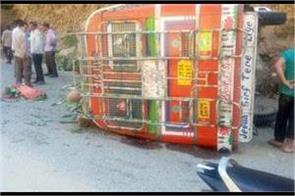 accident in kishtwar 18 injured