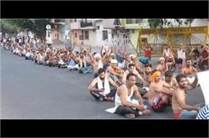 haryana roadways employee gave ultimatum to government