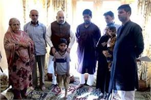 amit shah in jk first time in 30 years no kashmir band on minister visit