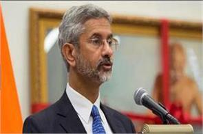 people believed that in the last five years india s stature grew jaishankar