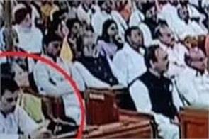 parliament ramnath kovind congress rahul gandhi