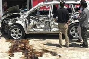 car bomb kills 8 police in e afghanistan