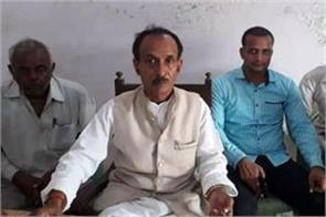 criminals attack on lal babu rai