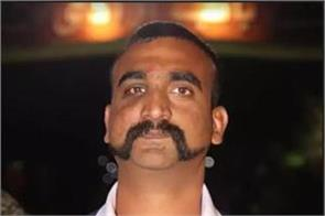 abhinandan mustache is declared a national mustache