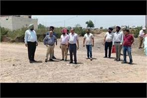 sewerage treatment plant heard people s problems