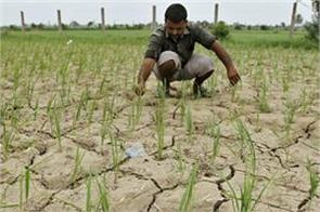 the second largest pre monsoon dry in 65 years weather department