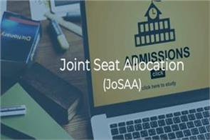 counseling of successful candidates in jsaa will be jee advanced