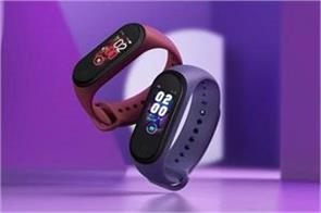 xiaomi mi band 4 with coloured amoled display launched