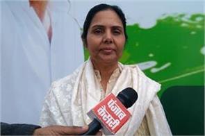 sumitra chauhan said cm khattar speaking language of road side romeo