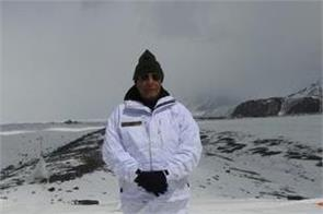 defense minister rajnath in siachen