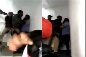 kashmiri pandits attacked sikh commmunity video viral