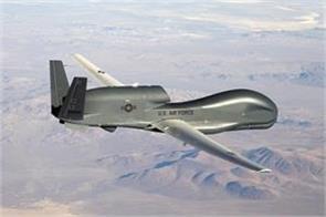 revolutionary guard kills american drone in iran