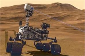 nasa s rover finds methane gas on mars