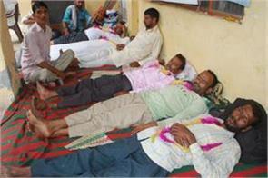 phe employees on fast unto death in kathua