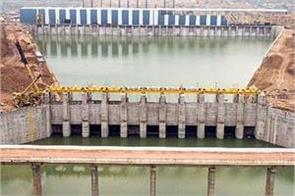 world s largest irrigation project completed on godavari