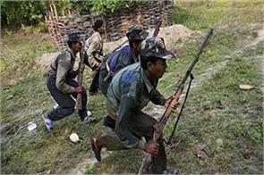 naxal attack in jharkhand five policemen martyred