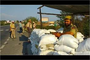security tighten in kathua ahead of amarnath yatra