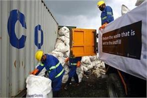 11000 kilogram garbage was removed during cleaning campaign on mt everest