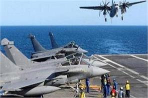india france air force will conduct joint exercises on monday