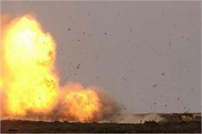 explosion in afghanistan 4 policemen die