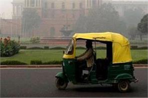 kejriwal s government increased fares for auto rickshaws in delhi