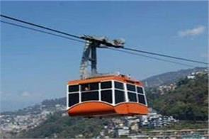 the ropeway from vaishno devi to bhairon mandir will be closed for two days