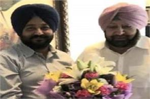 new punjab ministers meet captain and take charge