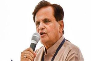 rajya sabha elections ahmed patel refused to hand over whip