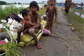 70 lakh people affected by floods in ne and bihar 44 dead