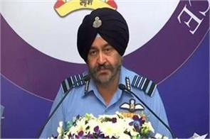 air force chief bs dhanoa will remain on the russian tour today