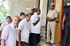 karnataka jd s ministers meeting between bjp leaders