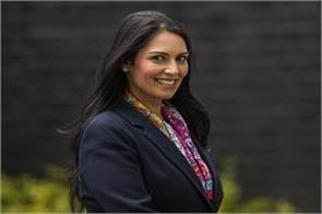 preeti patel became britain s first home minister of indian origin