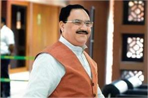 bjp s executive president jp nadda will be touring lucknow today