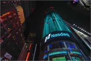 us market at record level weakness in asian markets