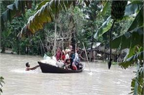 floods in bihar and assam 100 deaths across the country
