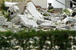 21 injured in gas explosion at shopping mall in florida