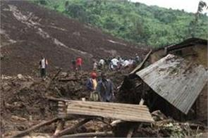 one killed and 6 missing in china landsliding