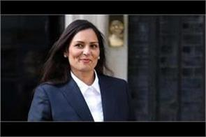 priti patel appointed britain s 1st indian origin home secretary