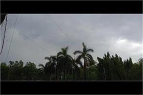 heavy rains in chandigarh good weather