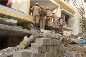 building under construction in bengaluru 5 killed and 4 injured