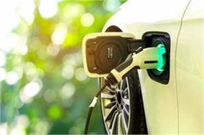 breakdown of the sale of electric vehicles