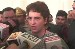 sonbhadra massacre priyanka gandhi bidding for meeting victims