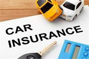 no insurance claim given by accidental car now insurance company
