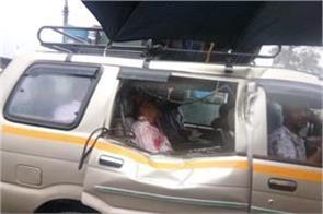 amarnath yatri injured due to shooting stone at digdol