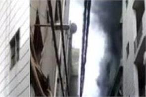 jhilmil industrial area factory fire