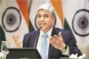 vikas swarup appointed as secretary in the ministry of external affairs