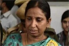 rajiv gandhi assassination convict nalini released on one month