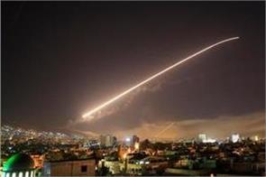 syria says 4 killed in israeli missile strike