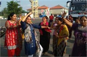 amarnath yatra with fervor in jammu kashmir