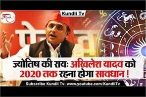 astroloical opinion about akhilesh yadav